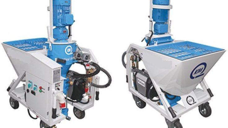 Plaster Machine Spare Parts