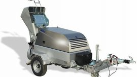 BMS Alpha Z3 Screed Machine