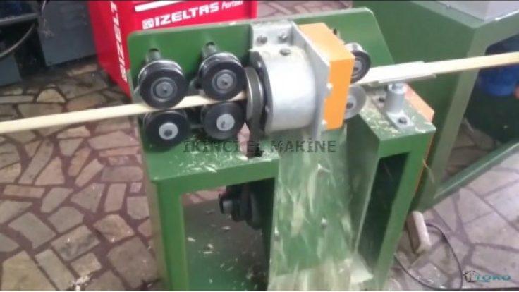 Wood Dowel Machine