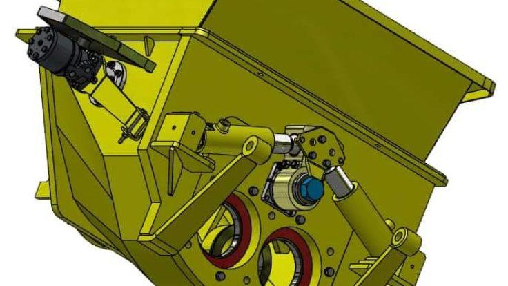 Mixer and Concrete Pump Spare Parts