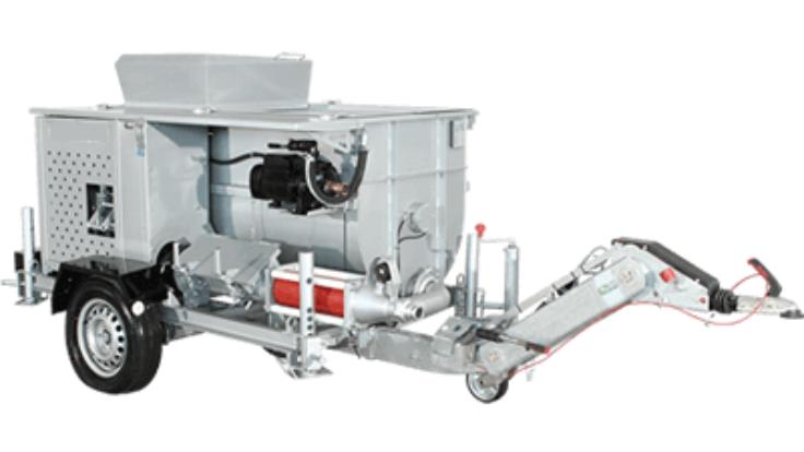 Foam Generator Machine LCP 20